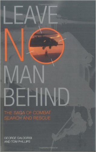 Leave No Man Behind Book Cover